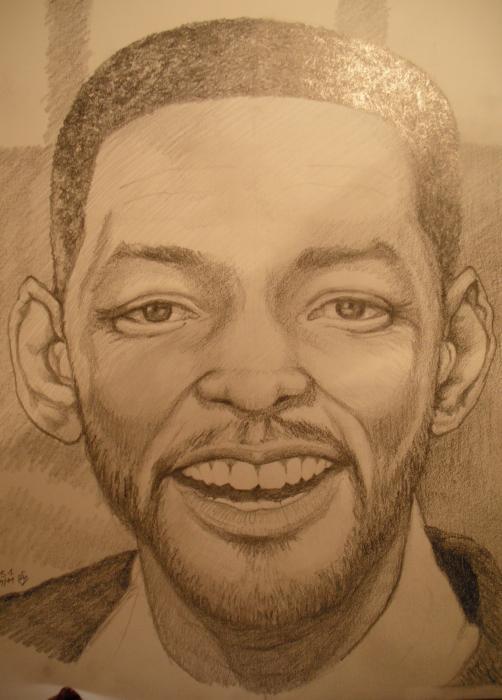 Will Smith by RichardV